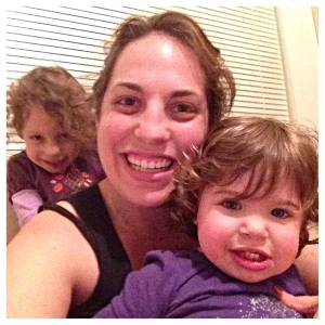 My selfie with kids... totally the same thing...